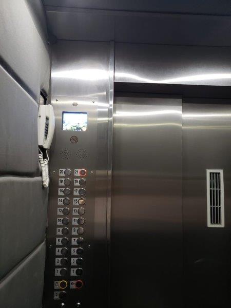 Manutenção de elevadores e escadas rolantes
