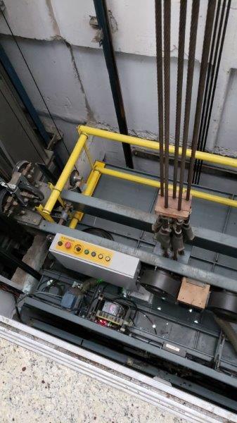 Manutenção de elevadores prediais