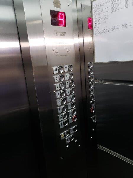 Serviços de elevadores